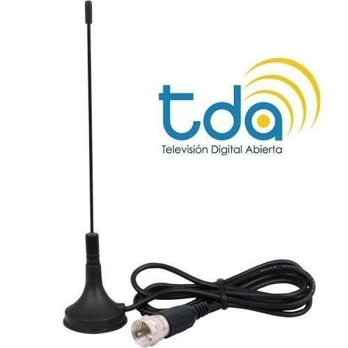 antena portatil para tv digital tda