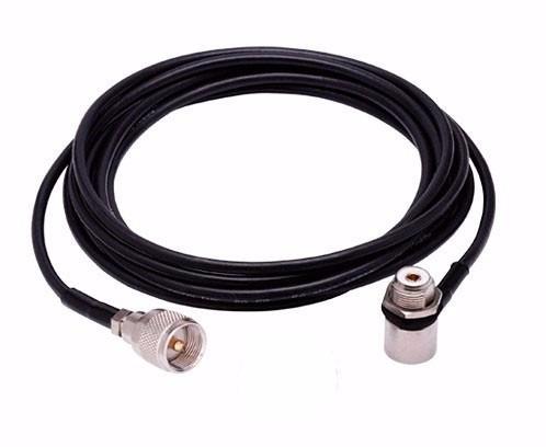 antena px b2080 para rádio amador cabo 5,5m suporte aquário