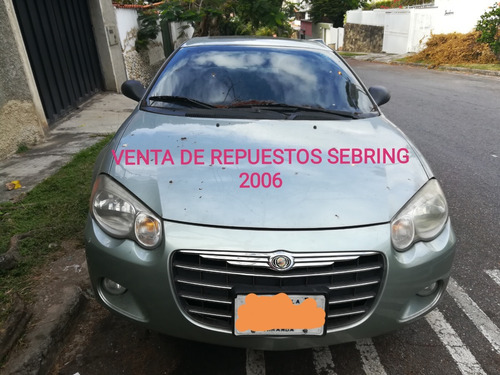 antena radio original chrysler sebring