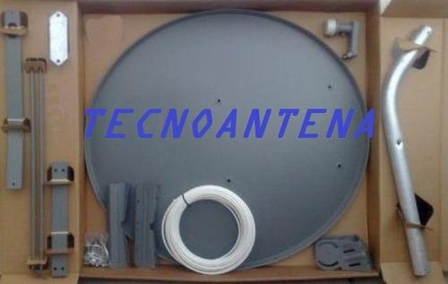 antena satelital 90cm