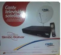 antena satelital cantv