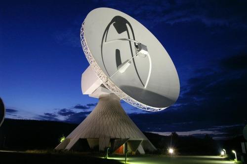 antena satelital servicio
