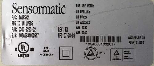 antena sensormatic iii secundaria