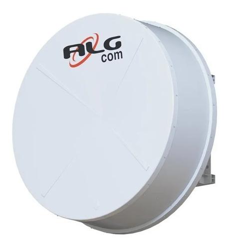 antena solida 38.2 dbi  1,80m blindada 5.8ghz algcom