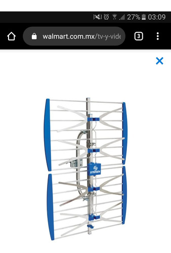 antena steren hd