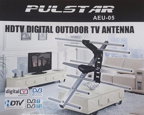 antena televisión digital abierta tda exterior hd