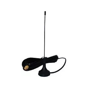 Antena Tv Digital Automotiva Conector Sma Maximo 1 Unidade