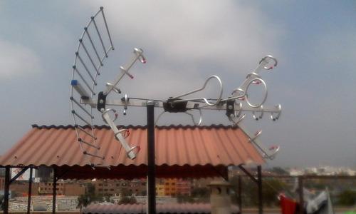 antena tv digital full hd tdt terrestre