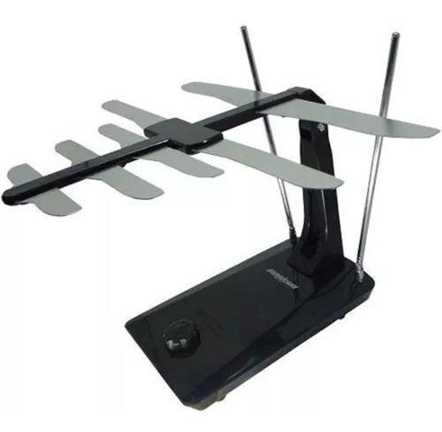 antena tv digital hd amplificador pasivo smart - dlectro