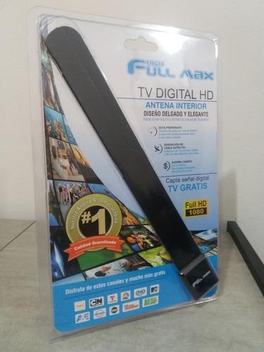 antena tv digital interior full hd tdt excelente calidad