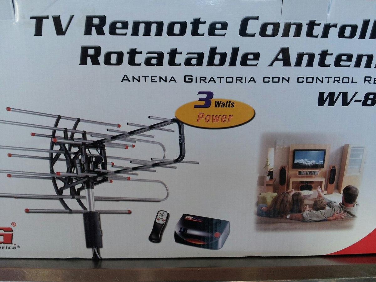 antena tv hd digital rotativa, booster amplifiacador señal. Cargando zoom.