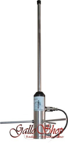 antena uhf (430.000 a 440.000mhz) 5/8 twistter a unica do ml