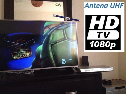 Antena uhf para televisi n digital interiores y - Antena exterior tv ...