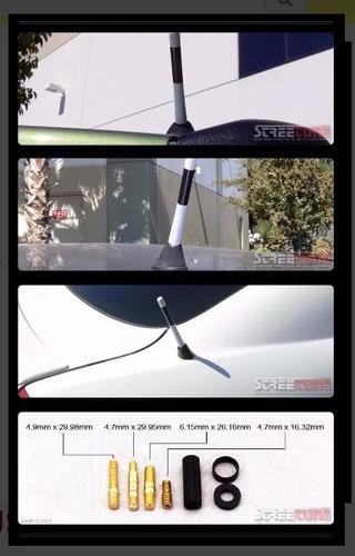 antena universal de radio para carro!!!!! importado de usa