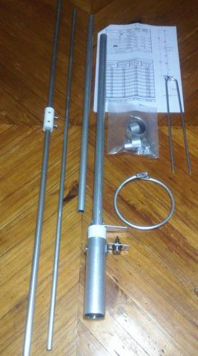 antena vhf ringo ranger doble 5/8 - romero com