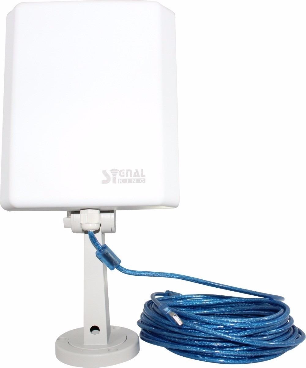 Antena Wifi 5800mw 58dbi Sk 10tn Antena Exteriores Cable Usb En Mercado Libre