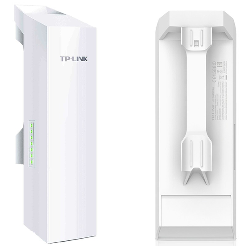 Antena Wifi Exterior Tp Link Cpe210 Poe 5km 300 Mbps Cpe 210