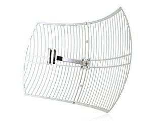 antena wifi grillada  24dbi tp-link tl-ant2424b exterior