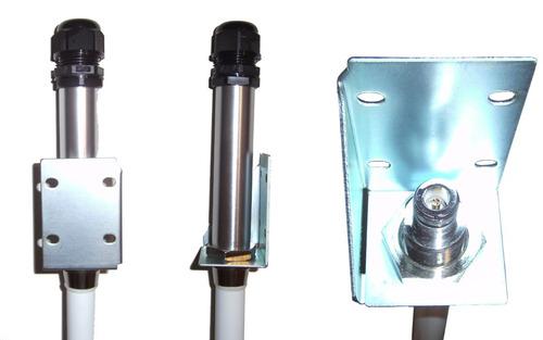 antena wifi inalambrica tlant2415d 15dbi exteriores tp-link