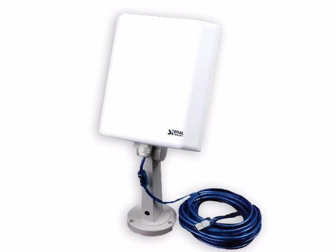 Antena Wifi Signal King 10tn 3km Ralink 3070 58 Dbi Exterior En Mercado Libre