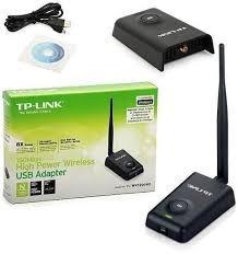 antena wifi tp link internet rompe muros clase n 150 mbp pm0