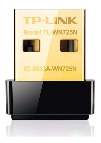 antena wifi usb adaptador tp-link tl-wn725n 150 mbps nano