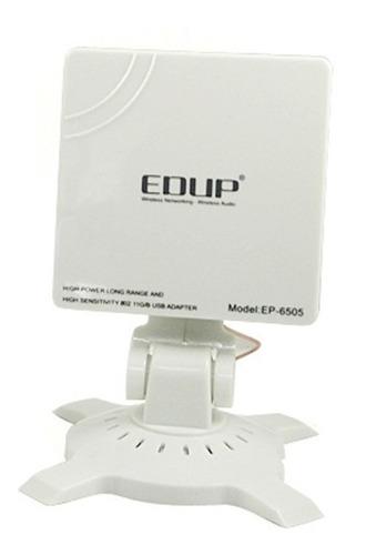 antena wifi usb edup model: ep-6505  envío gratis/ pcprime