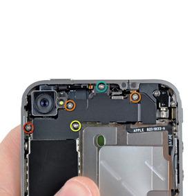 como cambiar antena wifi de iphone 4s