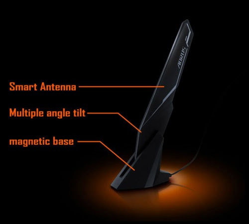 antena wireless aorus