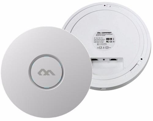 antena wireless wifi 2,4ghz 300mbps access point tumbado