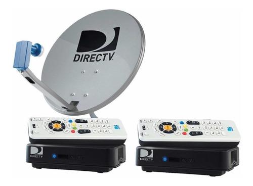 antena y decodificador directv + internet +drtvgo
