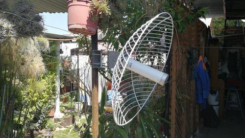 antena yagi ant24-2100 21dbi 2,4 ghz