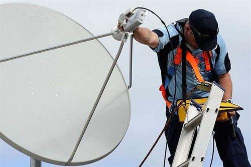 antena_apontamento_via satélite
