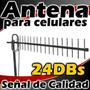 Antena Yagi 24 Dbs Celular Nokia Motorola Sony Sagem Lg Htc