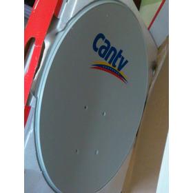 Antenas Cantv Satelital