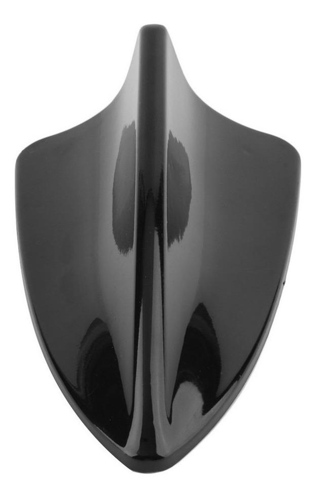 plata Antenas de autom/óviles Reemplazo Impermeable Auto Forma de Aleta de Tibur/ón Se/ñal A/érea Antiest/ática Antenaesta Techo A/éreo Herramienta de Reemplazo de Coche