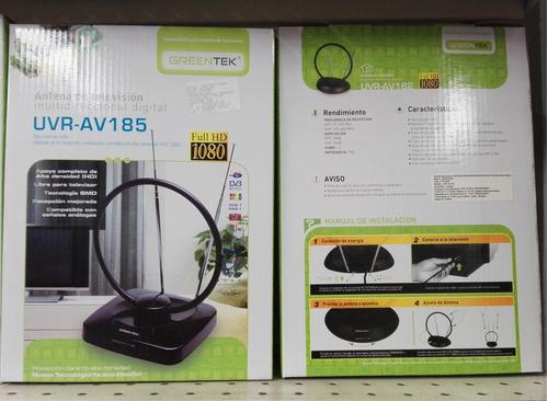 antenas digitales para interior