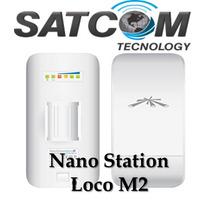 Nano Station Loco M2 - Ver.intern. Ubiquiti Network