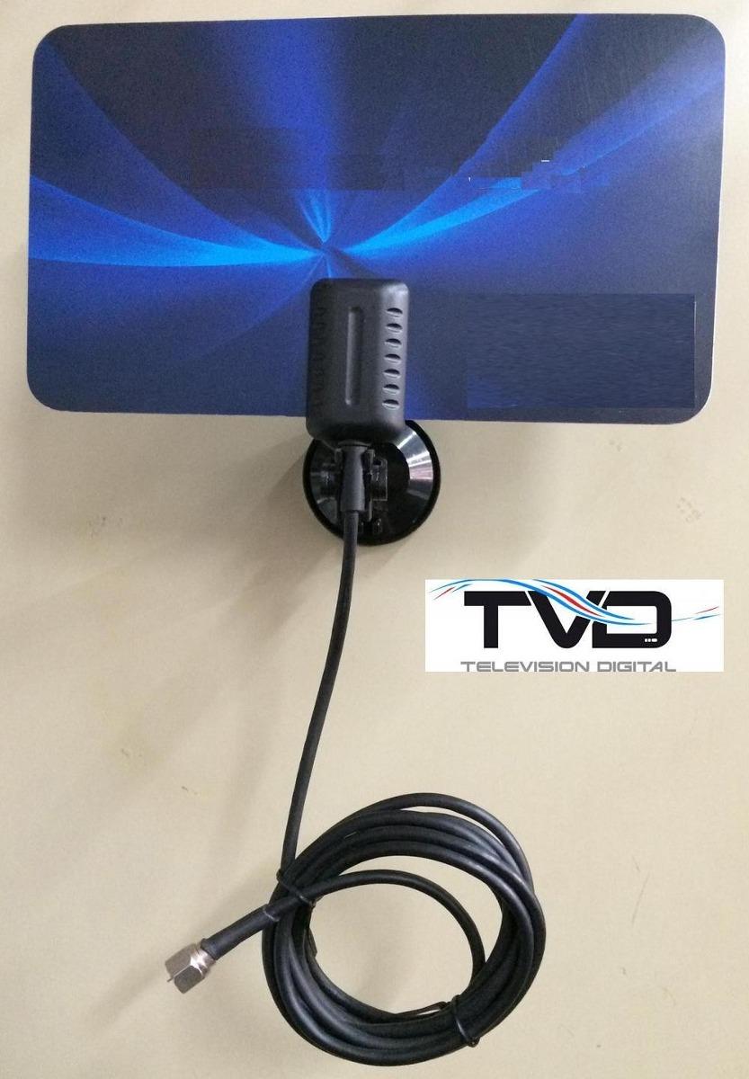 Antenas hd tv interior digital ultra plana vendo en efectivo en mercado libre - Antena de tv interior ...