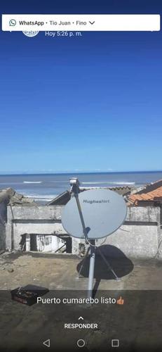 antenas satelitales instalación