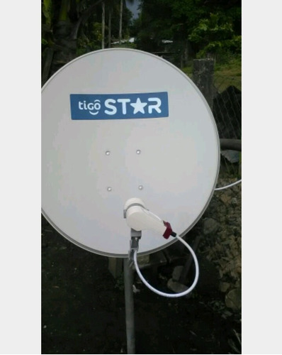 antenas television satelital