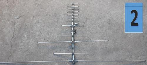 antenas tv televisión exterior aluminio + cable coaxial 15 m
