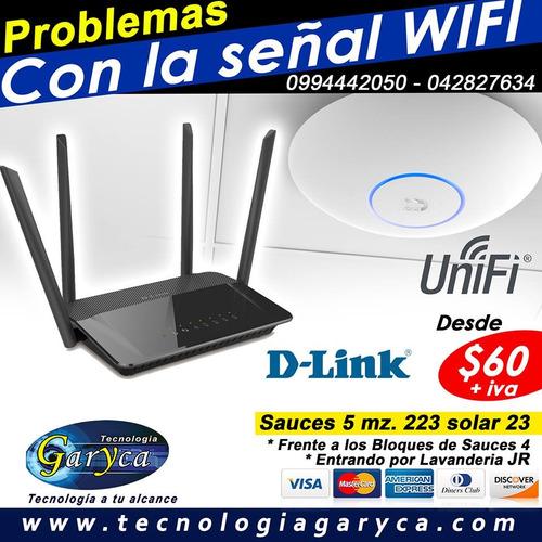antenas ubiquiti  - router - repetidores de wifi