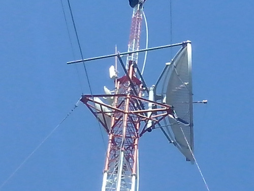 antenas y torres