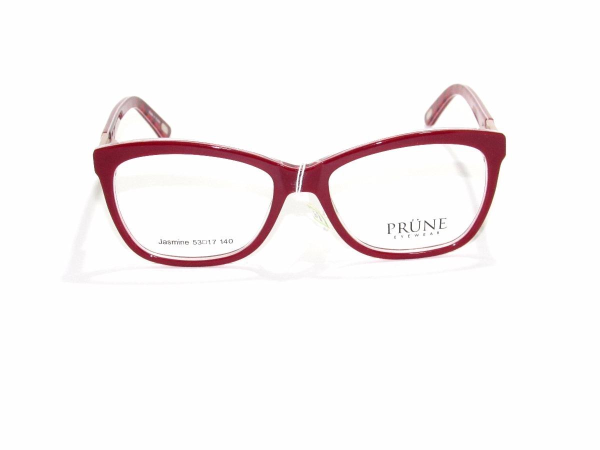 7e0cc28c0d Anteojo Gafas Lente Receta Prune Jasmine Optica Mgi - $ 2.490,00 en ...
