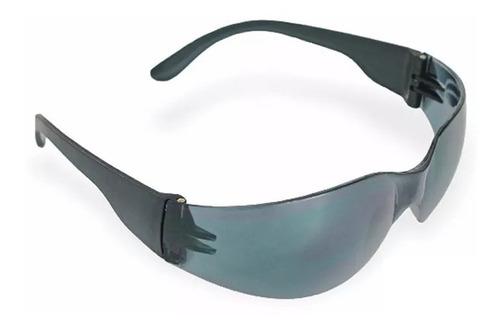anteojo proteccion seguridad libus gris ecoline