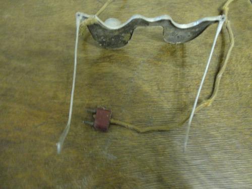 anteojos antiguos electricos