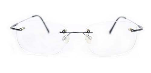 anteojos armazones fl metalicos montados al aire con flex