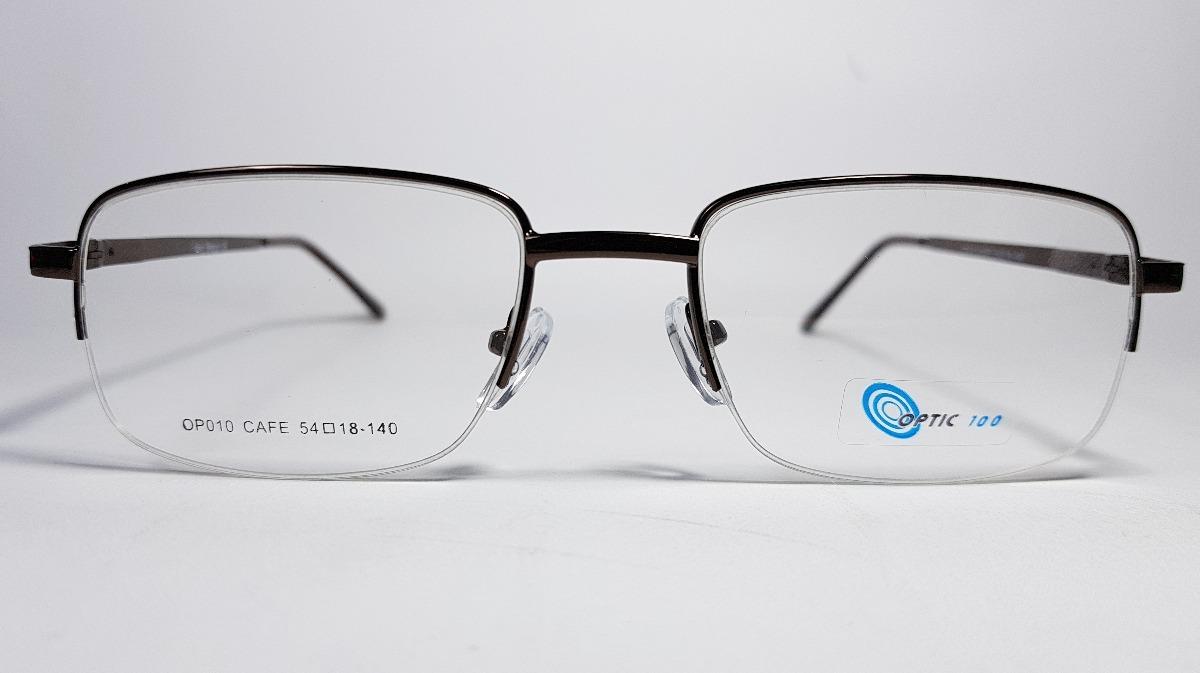 0f251adf85 anteojos armazones gafas montura metal hombre ranurado flex. Cargando zoom.