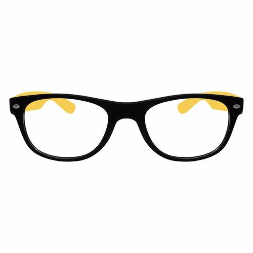 anteojos armazones lentes estilo clasico retro vintage fluo